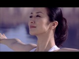 Рекламный ролик SHISEIDO - Golden TSUBAKI head spa by Yukie Nakama &amp Ryoko Hirosue