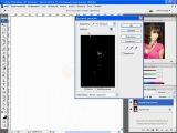 CS3 - Работа с бликами на лице