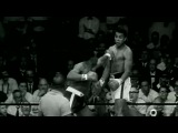 Muhammad Ali knocks out Sonny Liston in Slow Motion