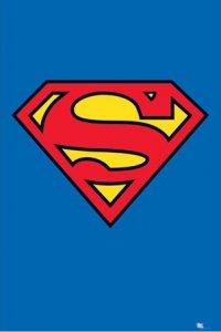 картинки логотип супермена
