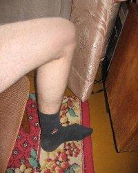 Нога Левая