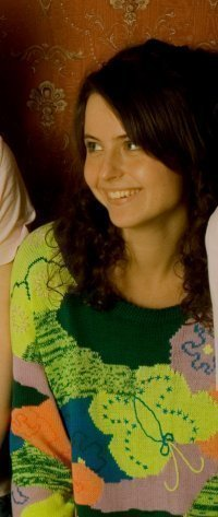 Кристина Карпович, 27 июня , Москва, id31567177