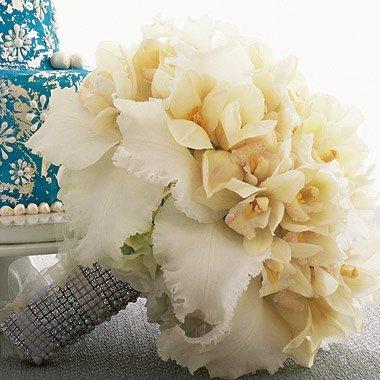 красивые свадебные букеты фото.