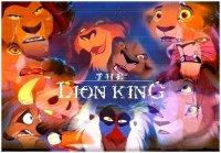 В мультике король лев из травы секс