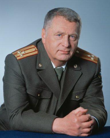 Владимир Жириновский, Москва - фото №3