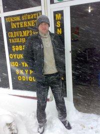 Samir Bahseliyev, 11 ноября 1983, Москва, id7104752