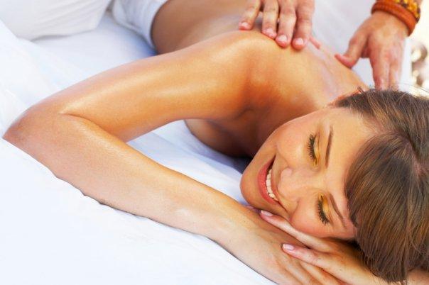 После массажа, Антицеллюлитный массаж, Массаж девушке