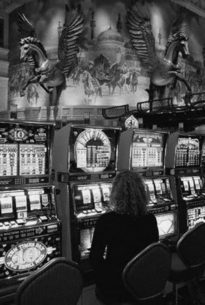 Секреты игровых автоматов взлом баги прошивки