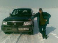 Андрей Пощелобов, Каган
