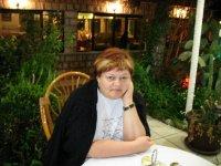 Татьяна Ефимова, 27 июня 1961, Москва, id10937802