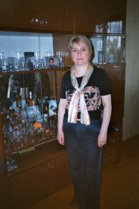 Veriko Batiashvili-Sesiashvili, Телави