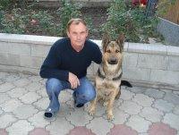 Сергей Баженов, Талгар