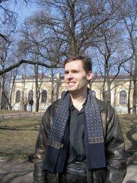 Сергей Суханов, 2 марта 1970, Санкт-Петербург, id2491989