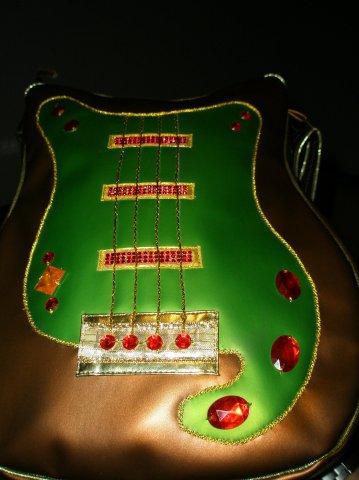 """Сумка  """"Гитара-3 """""""