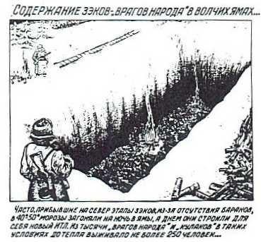Ужасы ГУЛАГа в рисунках надсмотрщика Данцига Балдаева