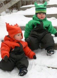 Финская зимняя одежда
