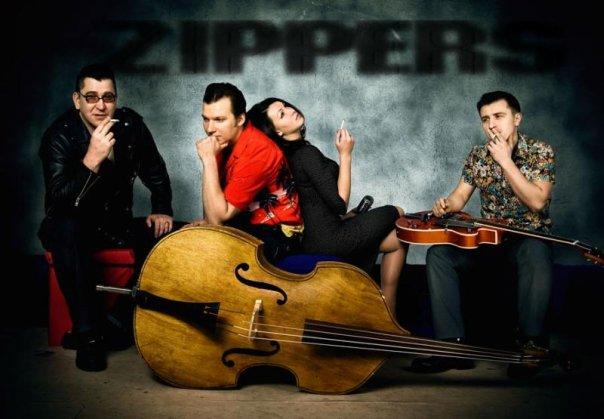 11.06 ZIPPERS в в ресторане Норильск!