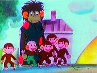 обезьянки мультфильм картинки