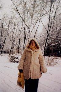 Мария Оловянникова