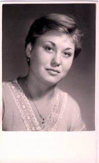 Елена Агренина, 3 января 1963, Гродно, id13874389