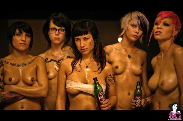 Бойцовский клуб порно