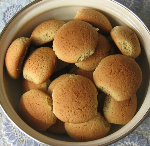 рецепт печенья с маргарином