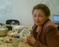 Кундузай Бермагамбетова, 5 декабря 1954, Красный Сулин, id15346280