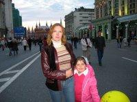 Елена Кириллова, 9 июня 1991, Москва, id13570869