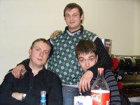 Андрей Янчевский, 20 января , Москва, id5188105