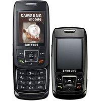 Замена динамика или микрофона Samsung E250.