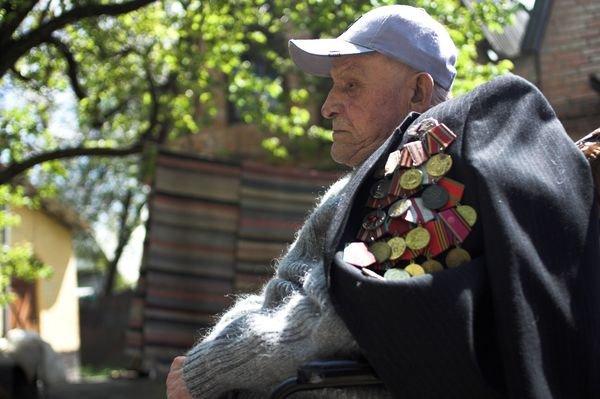 Мой дед-ветеран, Олейниченко Владимир Михайлович