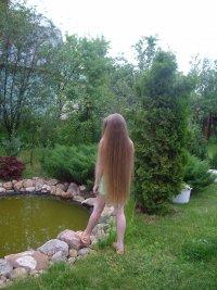 Как отрастить волосы до колен