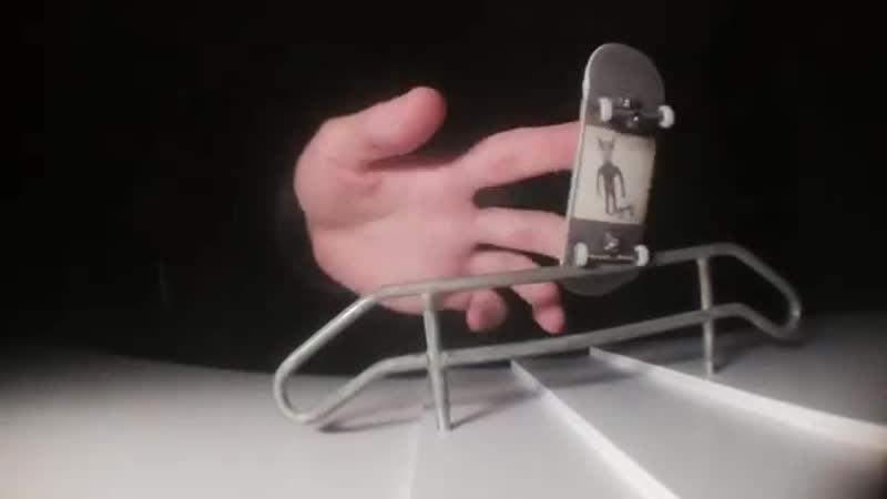 DARKWOOD Fingerboards rare J3 deck