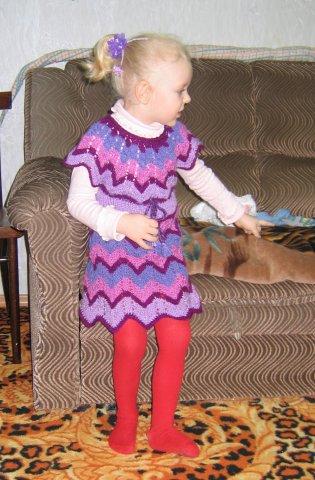как связать шапку для месячной девочки - Выкройки одежды для детей и...