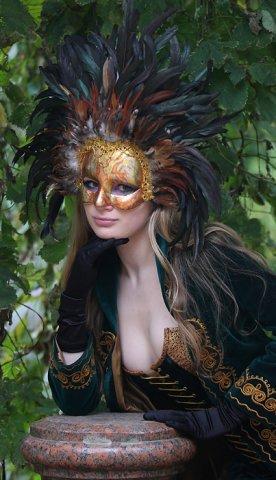 Венецианские маски - Страница 2 X_df8c9e35
