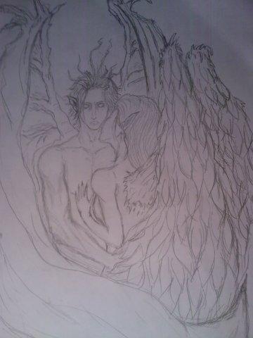 Объятья Ангела и Демона