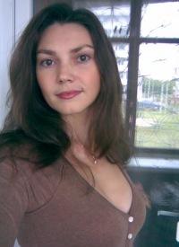 Ольга Носенко, 9 апреля 1973, Новосибирск, id15416417