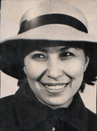 Карлыга Утегенова