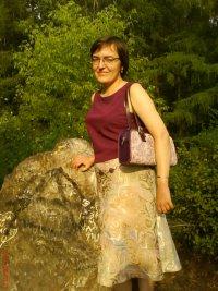 Ольга Уракова, 7 апреля , Москва, id15524695