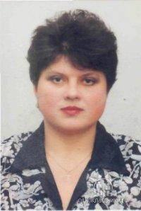 Ирина Зробок, 20 марта 1967, Новосибирск, id17692355