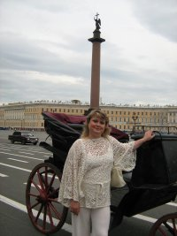 Марина Бабук, 18 апреля , Санкт-Петербург, id19449899