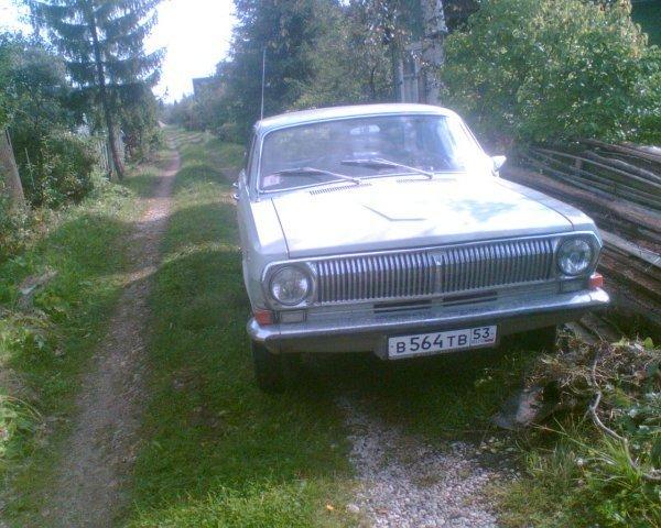 ГАЗ-24 1976 г.в., Mafiosa X_b4670349