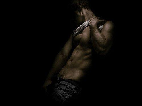 красивое голое мужское тело со спины фото