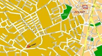 Карта місцерозташування будинку