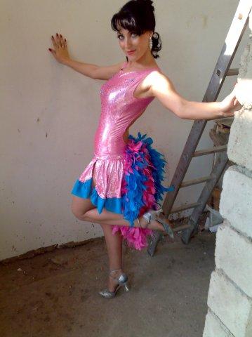 платья для самбы