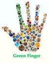 !-- Green Finger: Всемирное климатическое движение «Зеленый палец»* →
