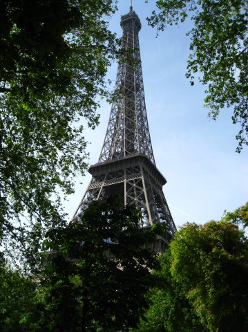Париж весной и осенью