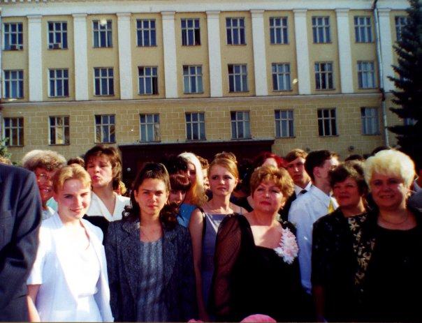 Школа N 91, гимназия имени М В Ломоносова