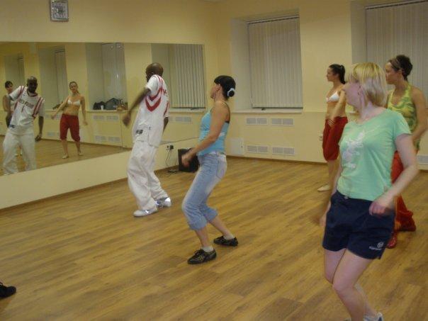 Танцы танцы танцы