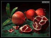Гранат - это не только вкусный фрукт, но еще и целый витаминно-минеральный комплекс.  Многие любят кушать гранат...